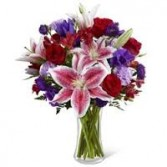 The Stunning Beauty Bouquet by FTD