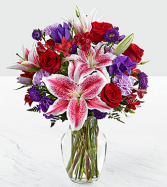 The Stunning Beauty™ Bouquet by FTD® Arrangement