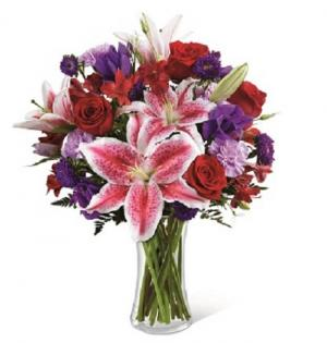The Stunning Beauty Bouquet PFD-E-225    (C16-4839) in La Plata, MD | Potomac Floral Design Studio