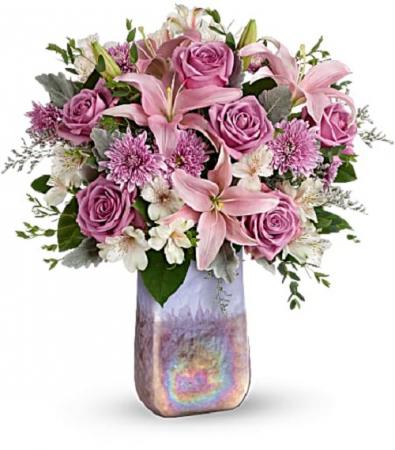The Stunning Swirls Bouquet PFD Swirls - Standard, Deluxe or Premium