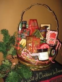 The Sugarplum Gift Basket