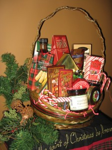 The Nutcracker Gourmet Gift Basket in Vernon, BC | SIMPLY BASKETS AND HARRIS FLOWERS