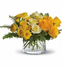 The Sun'll Come Out by Teleflora Fresh Arrangement