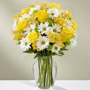 The Sunny Sentiments Bouquet Bouquet