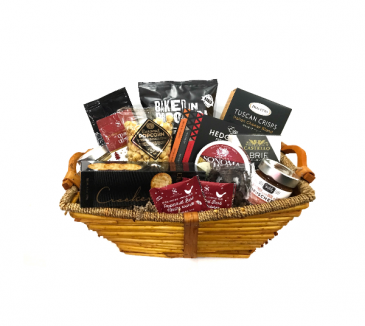 The Sweet and Savory Deluxe Gift Basket
