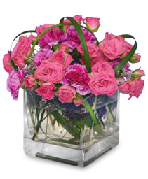 THE SWEETEST KISS of Fresh Flowers