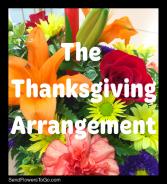 Thanksgiving  Arrangement