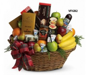 The Ultimate Gift Basket Gift Basket in Williston Park, NY | VOGUE FLOWERS