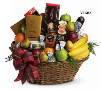 The Ultimate Gift Basket Gift Basket