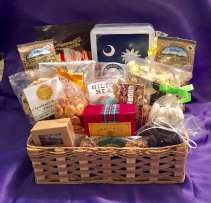 The Ultimate Sweet and Salty Extravaganza! Gift Basket