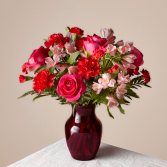 The Valentine Bouquet Valentine's Day