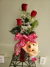 Valentine Sweetheart Bouquet