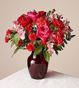 The Valentine vase