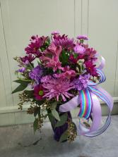 The Vera Louise Vase Arrangement
