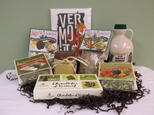 THE VERMONT GIFT ASSORTMENT, LARGE  in Springfield, VT | WOODBURY FLORIST