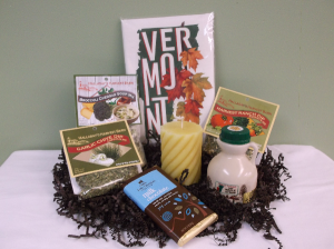 THE VERMONT GIFT ASSORTMENT, SMALL  in Springfield, VT | WOODBURY FLORIST