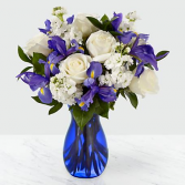 The Whispers of Grace Sympathy Bouquet