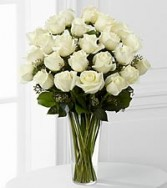 The White Rose Bouquet by FTD® -  E8-4812