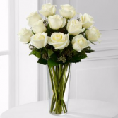 The White Rose Bouquet roses