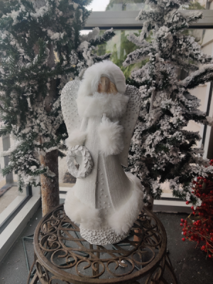 The Winter Angel Of Peace  in Windsor, ON | K. MICHAEL'S FLOWERS & GIFTS