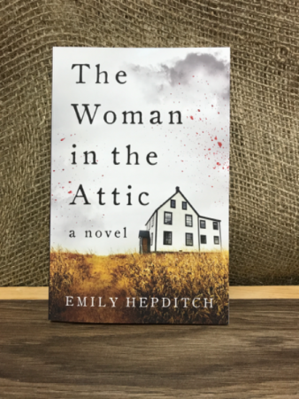 The woman in the attic Newfoundland book by Emily Hepditch