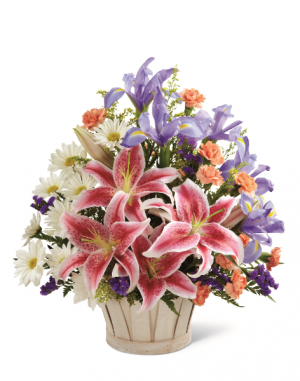 The Wondrous Nature™ Bouquet   in El Cajon, CA | Robin's Flowers And Gifts