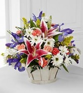 The Wondrous Nature™ Bouquet  C12-4400