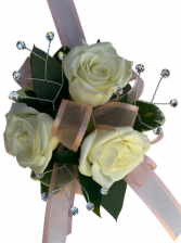 The Yorker Rose Corsage