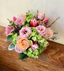 Think Pink Vase