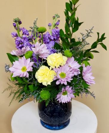 Thinkin Spring Lantern Bouquet