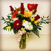 Thinking of You! 1/2 Dozen Red Rose and Mix