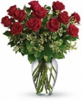 Thinking of You 18 Premium Red Roses