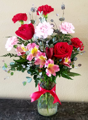 Thinking of You For More Information Call (805)653-6929 in Ventura, CA | Mom And Pop Flower Shop