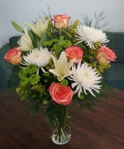 Thinking of You Fall Arrangement in Bluffton, SC | BERKELEY FLOWERS & GIFTS