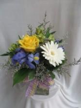 Thinking of You Fresh Vased Arrangement