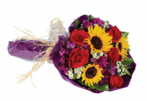 Thinking Of You Hand-Tied Bouquet in Croton On Hudson, NY | Cooke's Little Shoppe Of Flowers