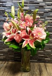 Pretty in Pink Premium Bouquet