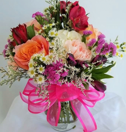 Thinking Of You Today Vase Design In Valparaiso Fl Flowers From
