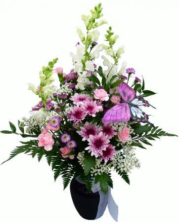 Thinking Of You  Vase Arrangement