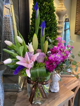 This Kiss Vase Arrangement