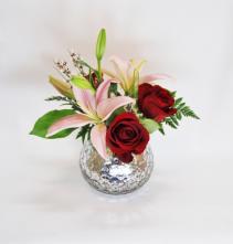 This Light Suits You Vase Arrangement