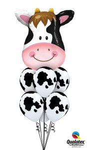 This MOO'S for you balloons
