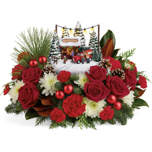 Thomas Kinkade  Teleflora 2017  in Oakville, ON | ANN'S FLOWER BOUTIQUE-Wedding & Event Florist