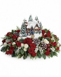 Thomas Kinkade's Country Christmas Homecoming
