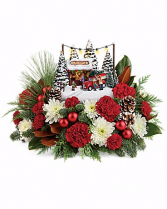 Thomas Kinkade's Family Tree Bouquet by Teleflora