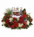 HANUKKAH MIRACLES Floral Arrangement