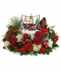 Thomas Kinkade's Family Tree Bouquet * DELUXE * t17X200B