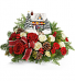 Thomas Kinkade's Homecoming Hero Bouquet