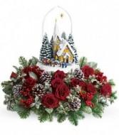 Thomas Kinkade's  Starry Merry Christmas