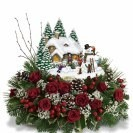 Thomas Kinkade's Winter Wonder Holiday  [T12x200A]